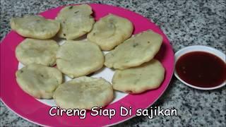 Resep dan cara membuat cireng - resep masakan indonesia sehari hari