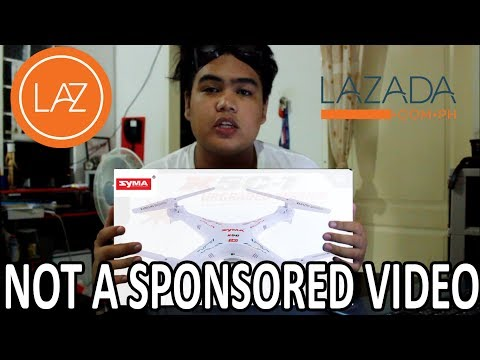 Xxx Mp4 UNBOXING AND TEST FLIGHT OF SYMA X5C 1 FROM LAZADA LONG VIDEO 3gp Sex