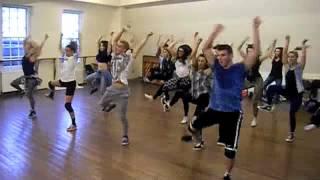 Kesha Crazy Kids Choreography