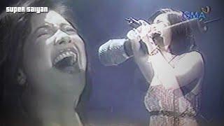 Minsan Lang Kitang Iibigin - Regine Velasquez [SOP 2002]