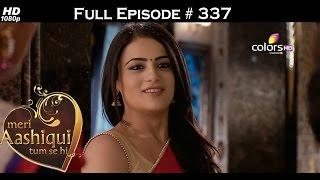 Meri Aashiqui Tum Se Hi - 21st September 2015 - मेरी आशिकी तुम से ही - Full Episode(HD)