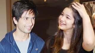 Sachin Tendulkar's Daughter To Make Her Bollywood Debut With Shahid Kapoor?