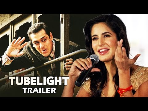 Katrina Kaif Is The FIRST To See Salman's TUBELIGHT TRAILER
