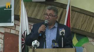 كلمة أ.د.عماد ابو كشك في حفل تخريج الفوج الأول في إعداد وتأهيل المعلمين