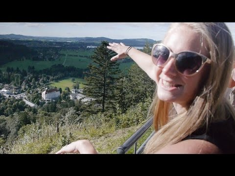 Autobahn to Epic Neuschwanstein! - Travel