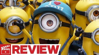 Despicable Me 3 (2017) Movie Review