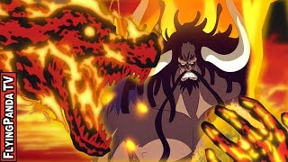 KAIDO's DEVIL FRUIT REVEALED!! – DRAGON THEORY CONFIRMED! | One Piece chapter 921+