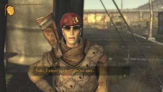 Fallout: New Vegas - Lesbian flirt with Corporal Betsy
