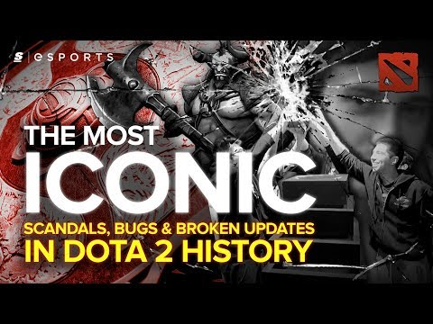 Xxx Mp4 The Most ICONIC Scandals Bugs Broken Updates In Dota 2 History 3gp Sex