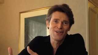 Willem Dafoe Interview: Acting With Children in 'The Hunter'
