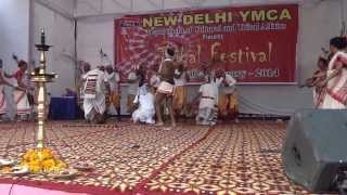KHARIA DANCE BY WAKT TEAM AT YMCA