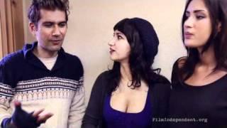 2011 FIND Fellows Sundance Interviews: Circumstance - Reza Sixo Safai, Nikohl Boosheri, and