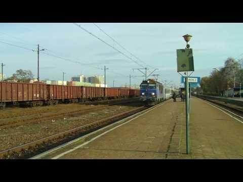 Train Pociąg Eurocity Warszawa Berlin EP09