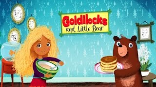 Goldilocks and Little Bear by Nosy Crow (Nosy Crow) - Best App For Kids