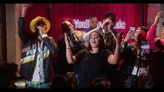 Best Of : Marwa part en Live avec YouTube Music