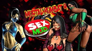 Sexy Mod Mortal Kombat 9 - Запили лукас !!!