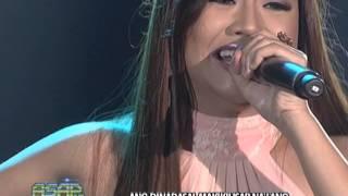 Morissette Amon sings 'Akin Ka Na Lang' on ASAP