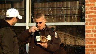 Epic Prank On Cops - Drinking In Public