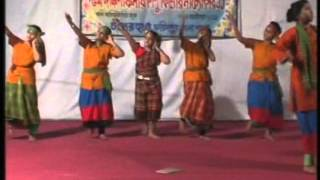 Chander Chi;drens Theatre Dance Drama-Nakshi Kather Mat Clip 1