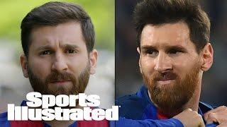 Barcelona Soccer Star Lionel Messi Has A Doppelgänger In Iran | SI Wire | Sports Illustrated