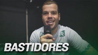 Bastidores - Goiás 4 x 1 Boa Esporte - Brasileirão 2017