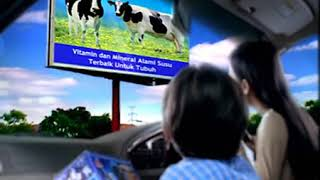 Iklan Ultra Milk - Pulang Belanja (2003-2004) @ SCTV