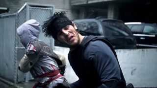 Assassin's creed vs Metal gear ( vida real )
