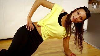 Weg mit dem Speck - 25 Minuten Fatburning Dance Workout