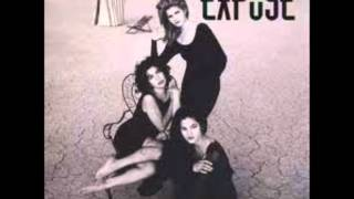 Exposé- I'll Never Get Over You Getting Over Me