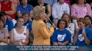 USA ekspert: Valget kan påvirke sundhedssektoren