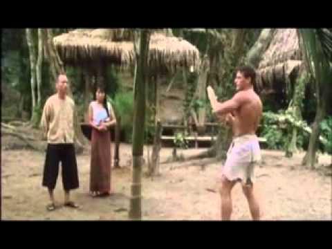 Kickboxer Jean Claude Van Damme 1989 Training Scenes
