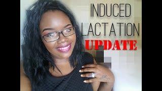 Lesbian Inducing Lactation | UPDATE | Dominique Freeman
