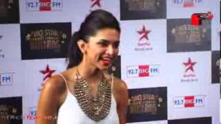 Yo Yo Honey Singh, Kareena, Sunny Leone At Big Star Entertainment Awards 2013