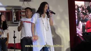 Regine Velasquez - Rather Be [Regine Series Nationwide Tour - SM City Pampanga]