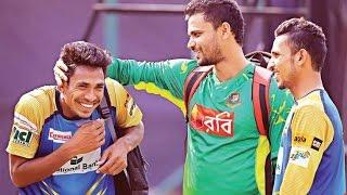 মাশরাফির কথায় আইপিএলকে না বললেন মুস্তাফিজ ?? cricketer mustafij news update