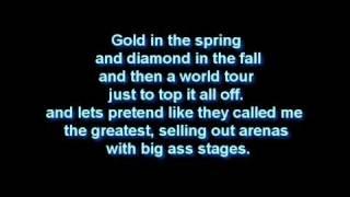 Airplanes + lyrics part 1 and 2!
