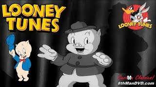 LOONEY TUNES (Looney Toons): Meet John Doughboy (Porky Pig) (1941) (Remastered) (HD 1080p)