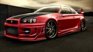 Download Techno music VS. Nissan Skyline (HD)