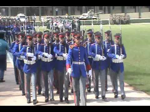 Ejército Paraguayo Festejos por los 200 años de su creación 27 de Julio del 2011