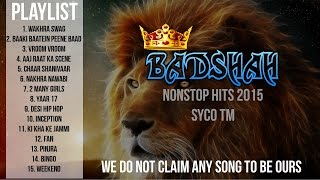 Non-Stop Badshah | Top 20 Hits | Syco TM