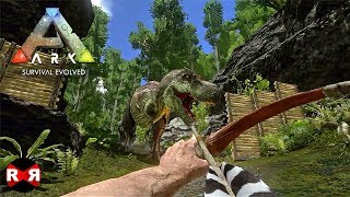ARK: Survival Evolved (by Studio Wildcard) - iPhone X EPIC GRAPHICS Gameplay