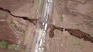 Suswa Rift: Kenya is splitting