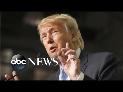 President-Elect Donald Trump Calls for Immediate