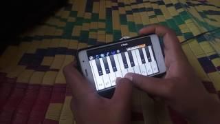 Poo nee poo_on mobile piano