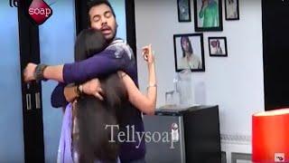 Kumkum Bhagya: Abhi Pragya Hug.
