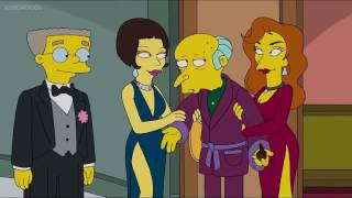 The Simpsons  Mr  Burns Funniest Moments #1