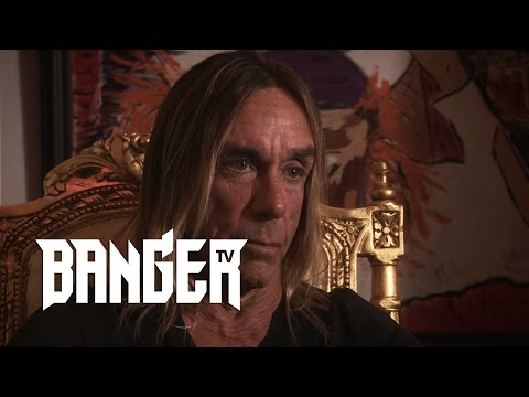 IGGY POP interviewed in 2010 about the 1970s and the blues  | Raw & Uncut