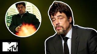 Sicario 2: Soldado – Benicio Del Toro Reveals Most Memorable Moments BEHIND THE SCENES   MTV Movies