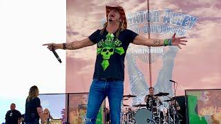 Bret Michaels (Poison) - Full HD Concert Toys in the Sun Run, Sunrise, FL, 12/09/2018