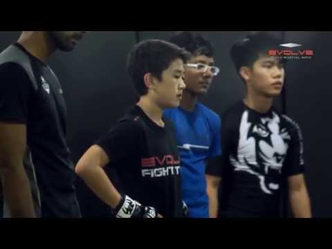 Evolve MMA | Student of the Month: 14 year old Simon Lange
